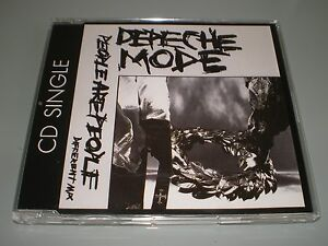 FRENCH-CD-SINGLE-DEPECHE-MODE-PEOPLE-ARE-PEOPLE-RARE-SLIM-CASE-COMME-NEUF-1990