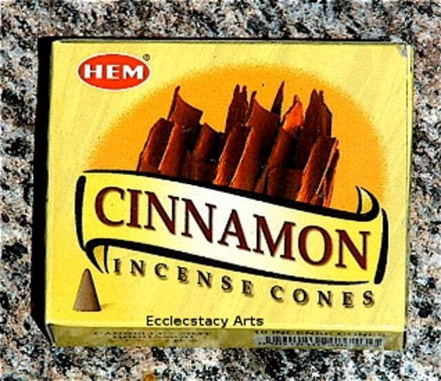 Hem Lotus Incense Cones - 3 x 10 Cone = 30 Incense Cones NEW {:-