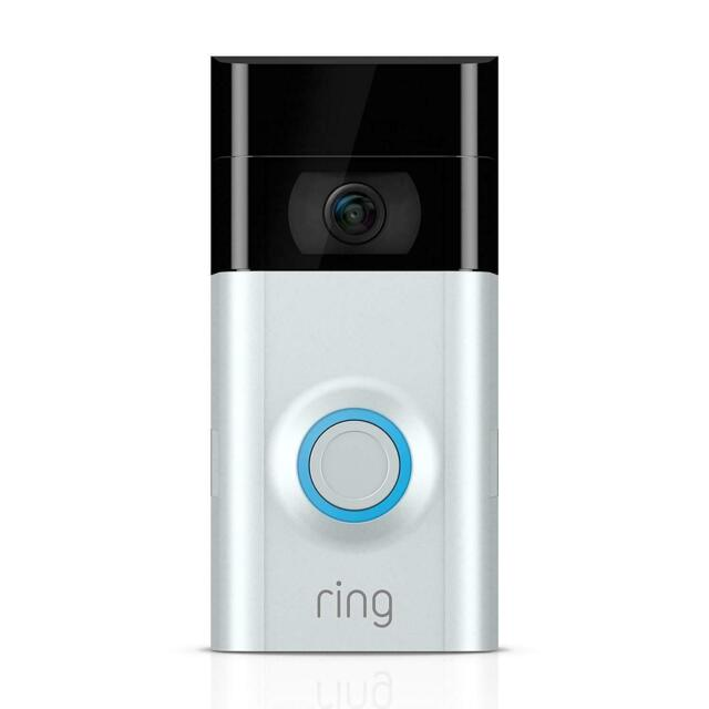 Ring Video Doorbell Wi-fi Enabled Video Doorbell (works with Alexa)