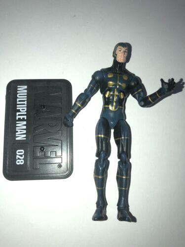 "Marvel univers 2010 MULTIPLE MAN X-Factor Series 2 #028 3.75/"" FIGURE"