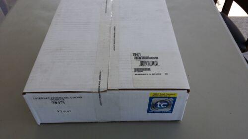 Honeywell 7847i  INTERNET COMMUNICATOR