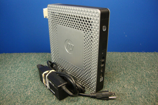 HP T610 WW THIN CLIENT AMD G-T56N PROCESSOR 2GB POWER ADAPTER INCLUDED FREE SHIP