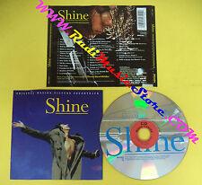 CD SOUNDTRACK Shine 454 710-2 GERMANY 1996 no mc lp vhs dvd (OST3)