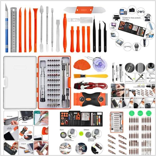 Kit,de Herramienta De La Reparacion de Telefono Celular Destornillador Magnetic