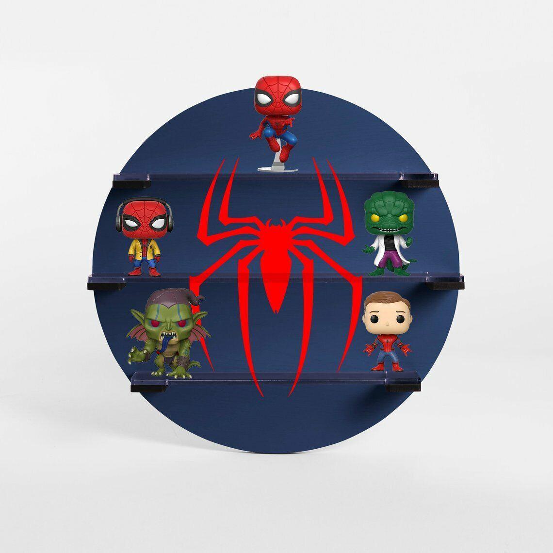 ventas en linea Spiderman Funko Pop Vinilo Estante de exhibición exhibición exhibición  marcas de moda