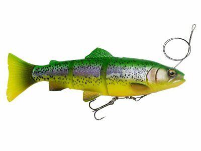 Forelle verschiedene Farben und Sinkver. Savage Gear 3D Line Thru Trout 25 cm