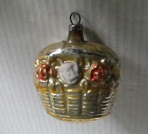 Antique German Christmas Ornament