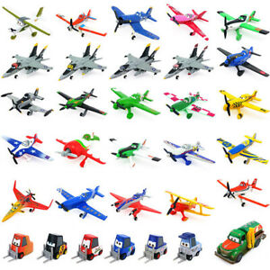 Mattel-Disney-Pixar-Planes-1-55-Dusty-Diecast-Model-Loose-1-amp-2-Kids-Boys-Gift