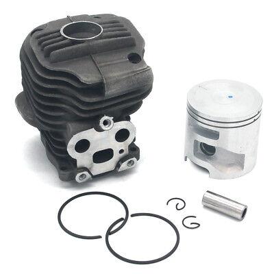 Cylinder Head Piston /& Gasket Kit Husqvarna Partner K750 K760 Concrete Saw 51mm