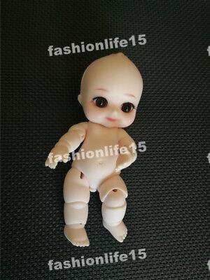 Face Make Up Cute Baby Doll NAPPY 1//8 Bjd Doll Boy Nappy Choo Free Eyes