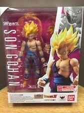 Super Saiyan Son Gohan Dragon Ball Z S.H. Figuarts Bandai Figure NEW!!