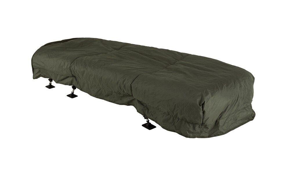 JRC Defender Fleece Sleeping Bag Cover NEW Carp Fishing Bed Cover - 1441638
