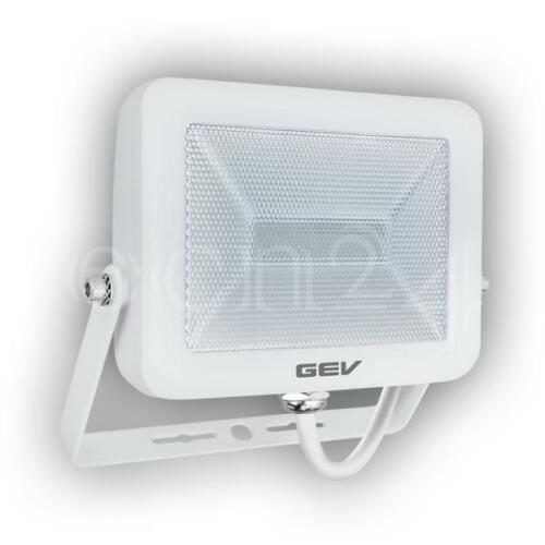 LED Strahler Fluter Baustellenstrahler 10 bis 30 Watt Hofbeleuchtung weiß