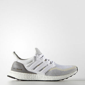 adidas ultra boost uomo white