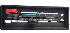 1985 PORSCHE 911 A/C HEATER CONTROL UNIT 9138241002