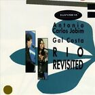 Rio Revisited [Digipak] by Gal Costa/Antônio Carlos Jobim (CD, Aug-2008, Verve)