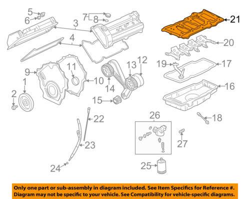 GM OEM Engine Parts-Manifold 12581822