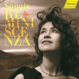 Sonata-Reminiszeca-Anna-Zassimova-CD-Neu-New