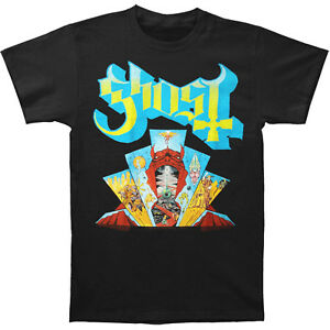 Ghost-PAPA-EMERITUS-DEVIL-WINDOW-T-Shirt-NEW-Metal-Band-100-Authentic