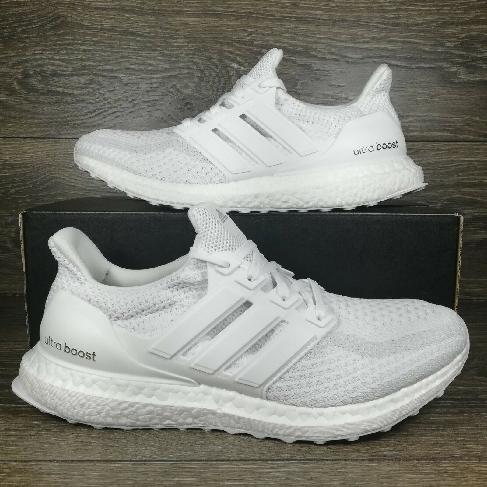 adidas Ultra Boost Triple White 2.0