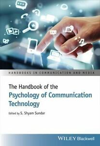Sundar-Handbook-Psychology-Communication-UK-IMPORT-BOOKH-NEW