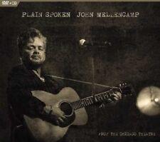 John Mellencamp Plain Spoken From The Chicago Theatre CD DVD 2018