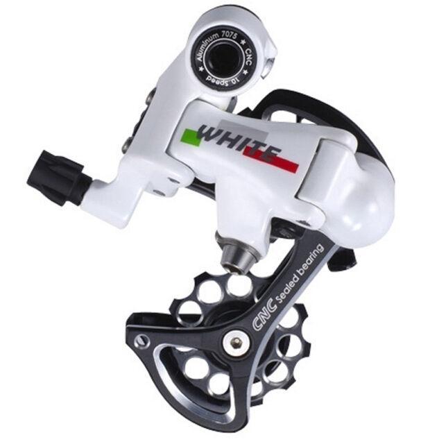 MICROSHIFT RD-R66-W WHITE 10S REAR MECHANISM - Road Bike Rear Derailleur cycling