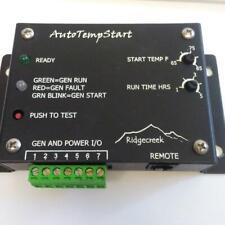 Rv Motorhome Ridgecreek Generator Start Module Used Auto Temp