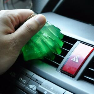 hotsale car clean glue interior panel air outlet dashboard dust cleaner tool ebay