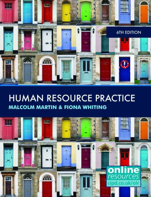 Human Resource Practice by Fiona Whiting, Malcolm Martin (Paperback, 2013)