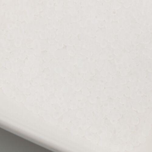 Toho Seed Beads 15//0 Crystal Transparent Matte 10g #1F 10647102
