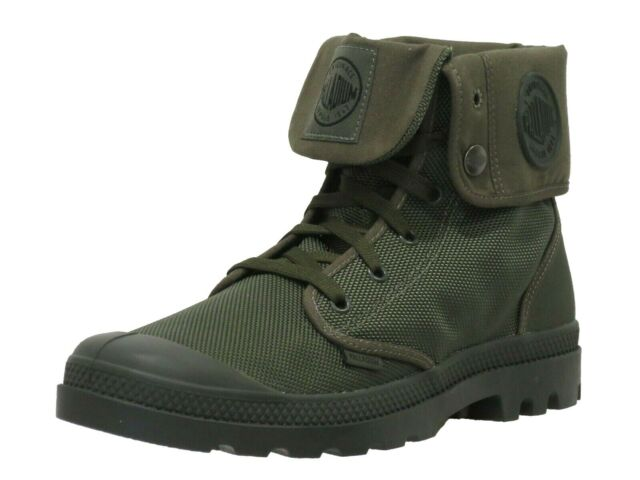 Stiefel Palladium Men's Monochrome Baggy II  Boot Army Green