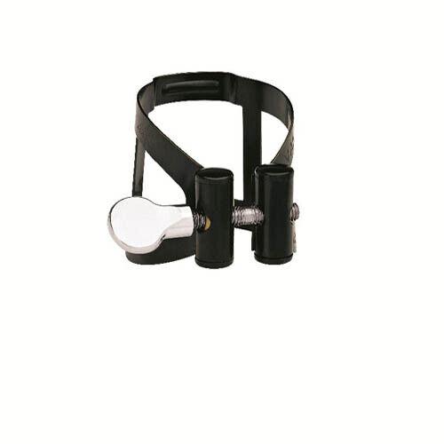 Vandoren LC51BP M//O Black Clarinet Ligature w// Plastic Cap