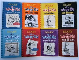 Diary Of A Wimpy Kid Book 8 Book Lot Nice Used Shape Great For Summer Reading Ebay