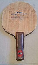 Nittaku Black Tag Avalox P500 Series ST Table Tennis Blade / Racket