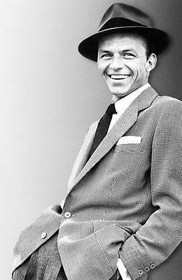FANTASTIC FRANK SINATRA CANVAS #4 QUALITY CANVAS MUSIC PICTURE A1 A3 FREE P/&P