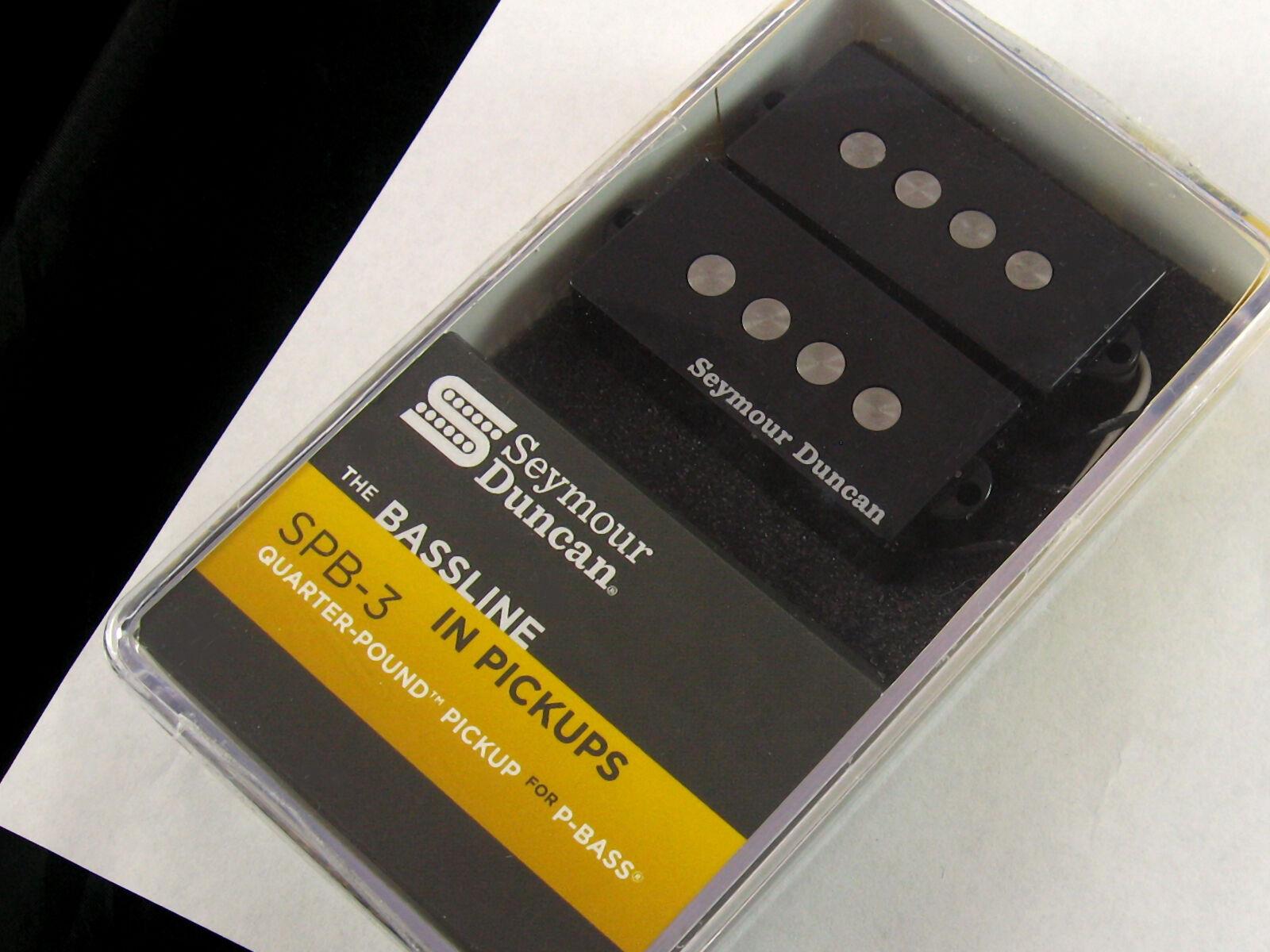 Seymour Duncan SPB-3 Quarter-Pound Precision P Bass 11402-06