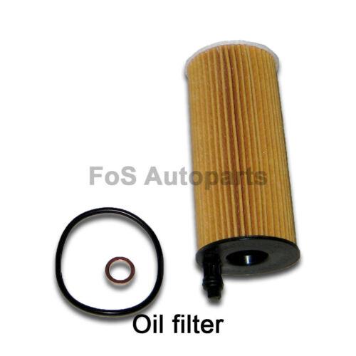 2011-2015 Service Kit Pour BMW 3 Série F30 F31 F34 320D N47 Huile Cabine Filtres