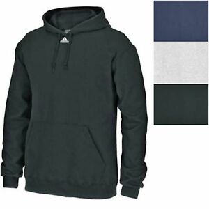 adidas Men's 9 oz Fleece Hoodie Athletic Training Hooded Pullover Sweatshirt Tee