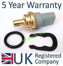 VW AUDI COOLANT TEMP TEMPERATURE SENSOR GREY 2 PIN 06A919501 06A919501A