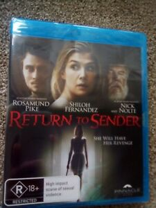 Return-To-Send-Rosamund-Pike-2015-Blu-Ray-BRAND-NEW-amp-SEALED