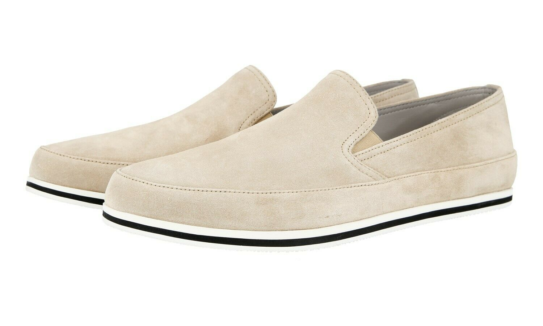 shoes PRADA LUSSO 4D3224 DESERTO NUOVE 6,5 40,5 41