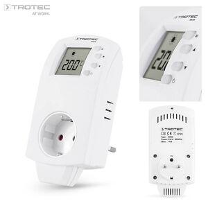 bn30 steckdosen thermostat programmierbar infrarot. Black Bedroom Furniture Sets. Home Design Ideas