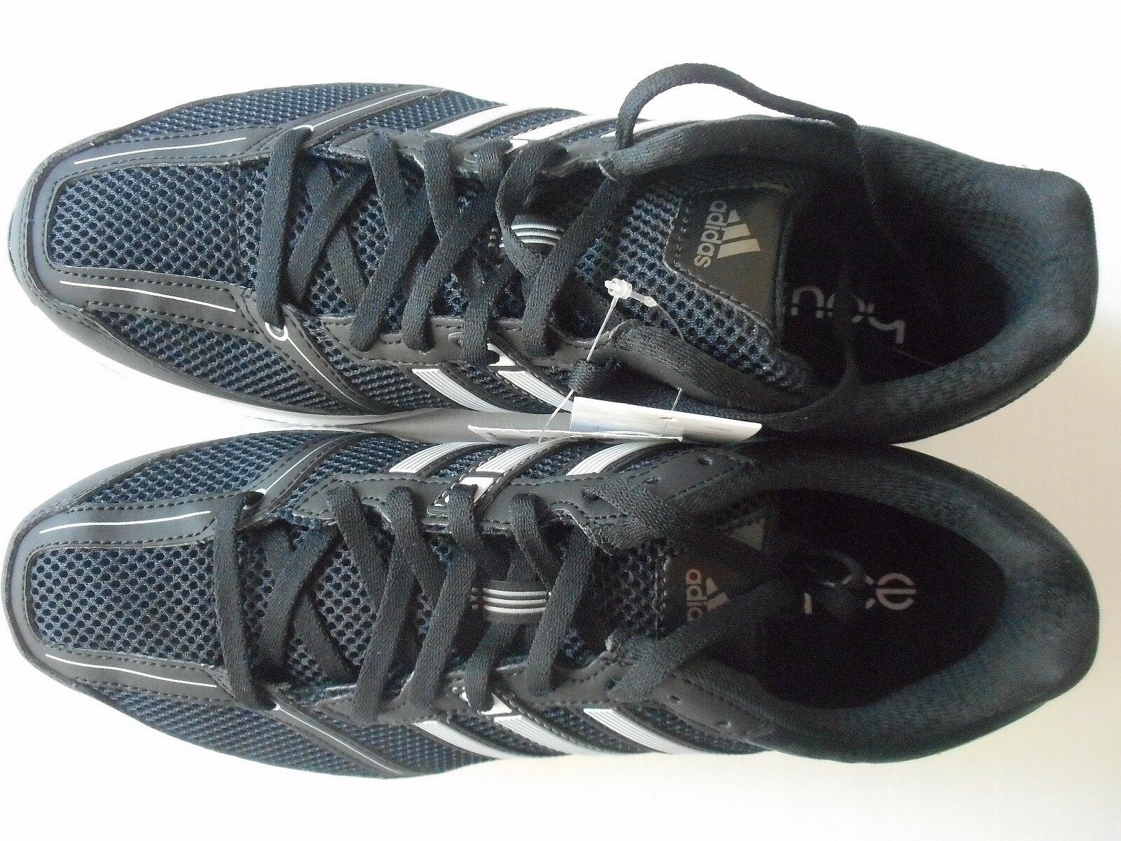 ADIDAS MEN'S MANA RC BOUNCE M RUNNING SHOES BLACK SIZE BNWT RRP .95