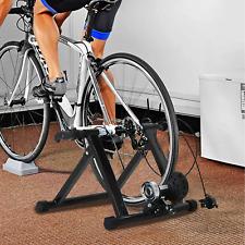Adjustable 5 Level Resistance Magnet Bike Bicycle Indoor Exercise Trainer Stand