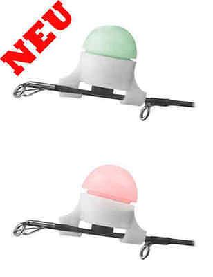 LED Bissanzeiger für Brandungsangeln Grundangeln Angelzubehör NEU 0231121