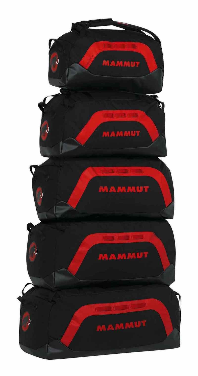 Mammut Cargon 90L Bag - Ideal for Skiing, Snowboarding, Travel, Expeditions