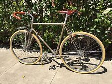 1974 Raleigh International - Vintage Touring Randonneur Campagnolo Brooks Singer