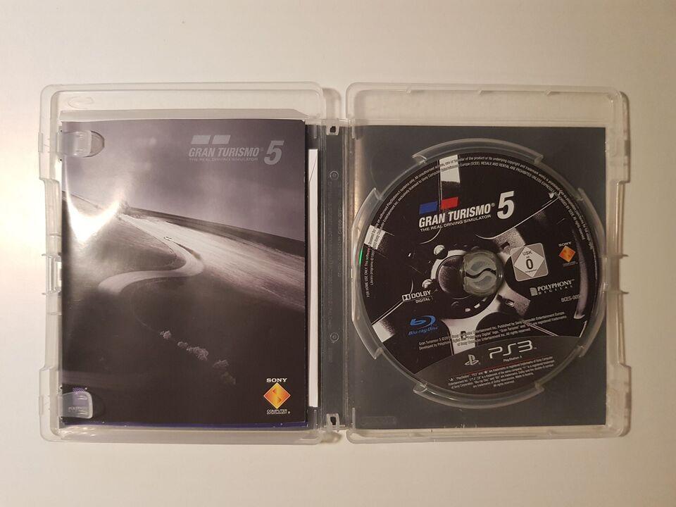 Gran Turismo 5, PS3