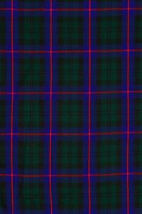 Acrylic Wool Men Scottish Kilt Armstrong Tartan